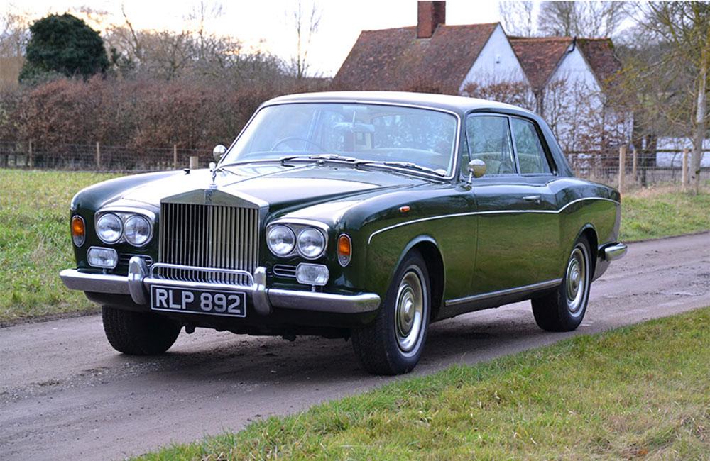 1969 Rolls-Royce Silver Shadow Two-Door Saloon