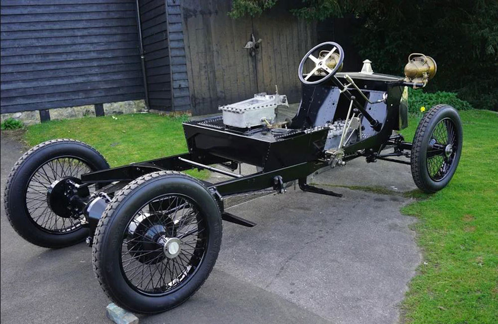 1912 Lanchester 38HP