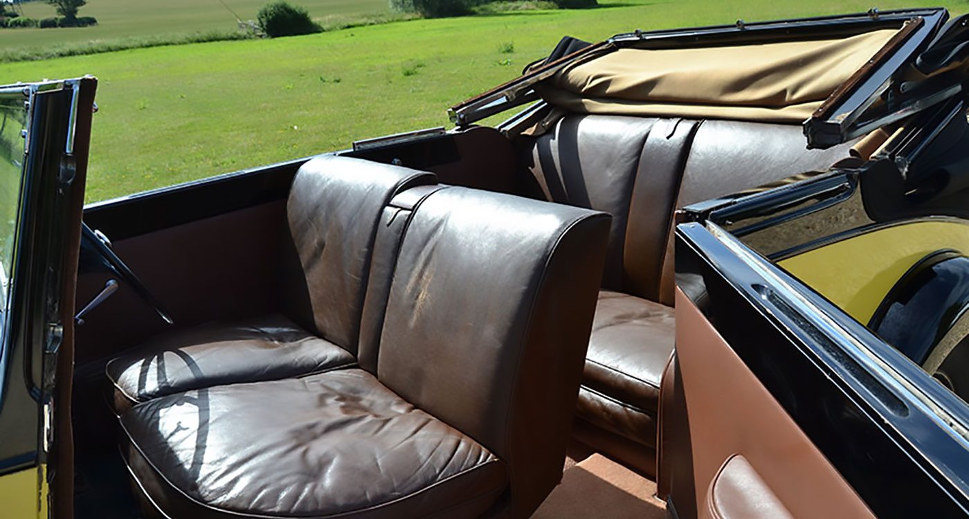 1937 Rolls-Royce 25/30