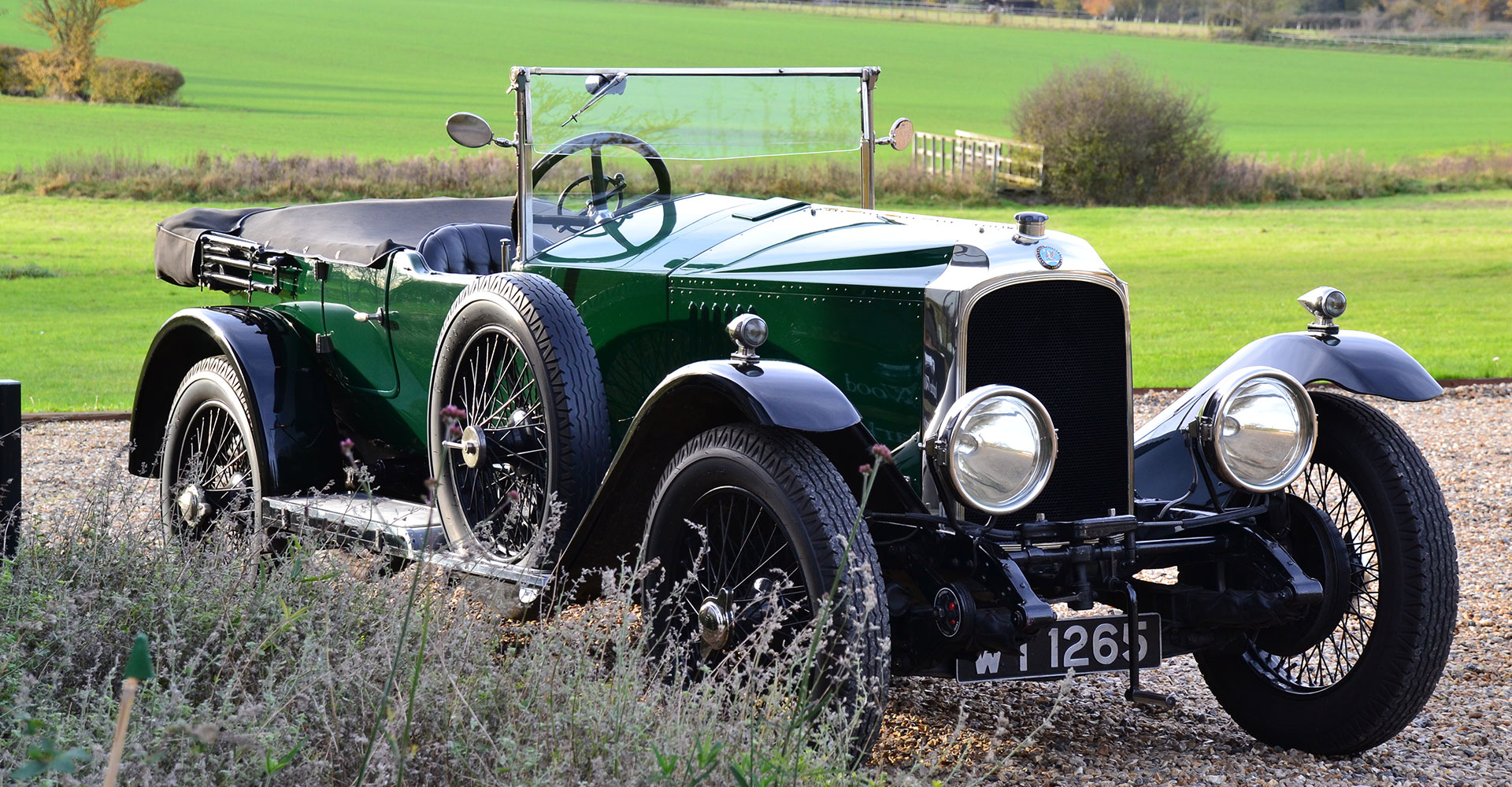 Vintage and veteran cars for restoration and sale