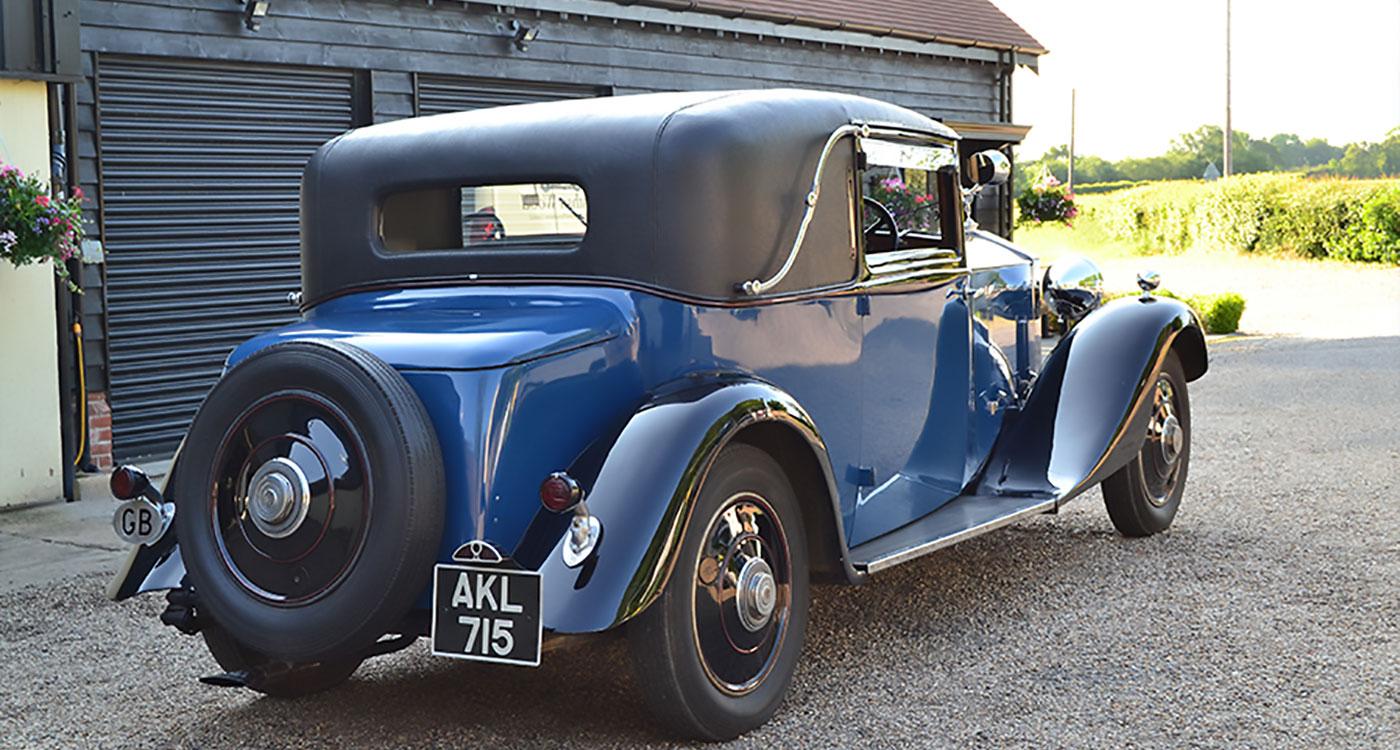 1933 Rolls-Royce