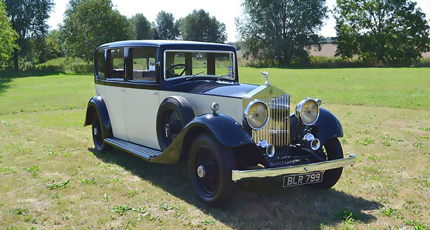 1934 Rolls Royce 20/25