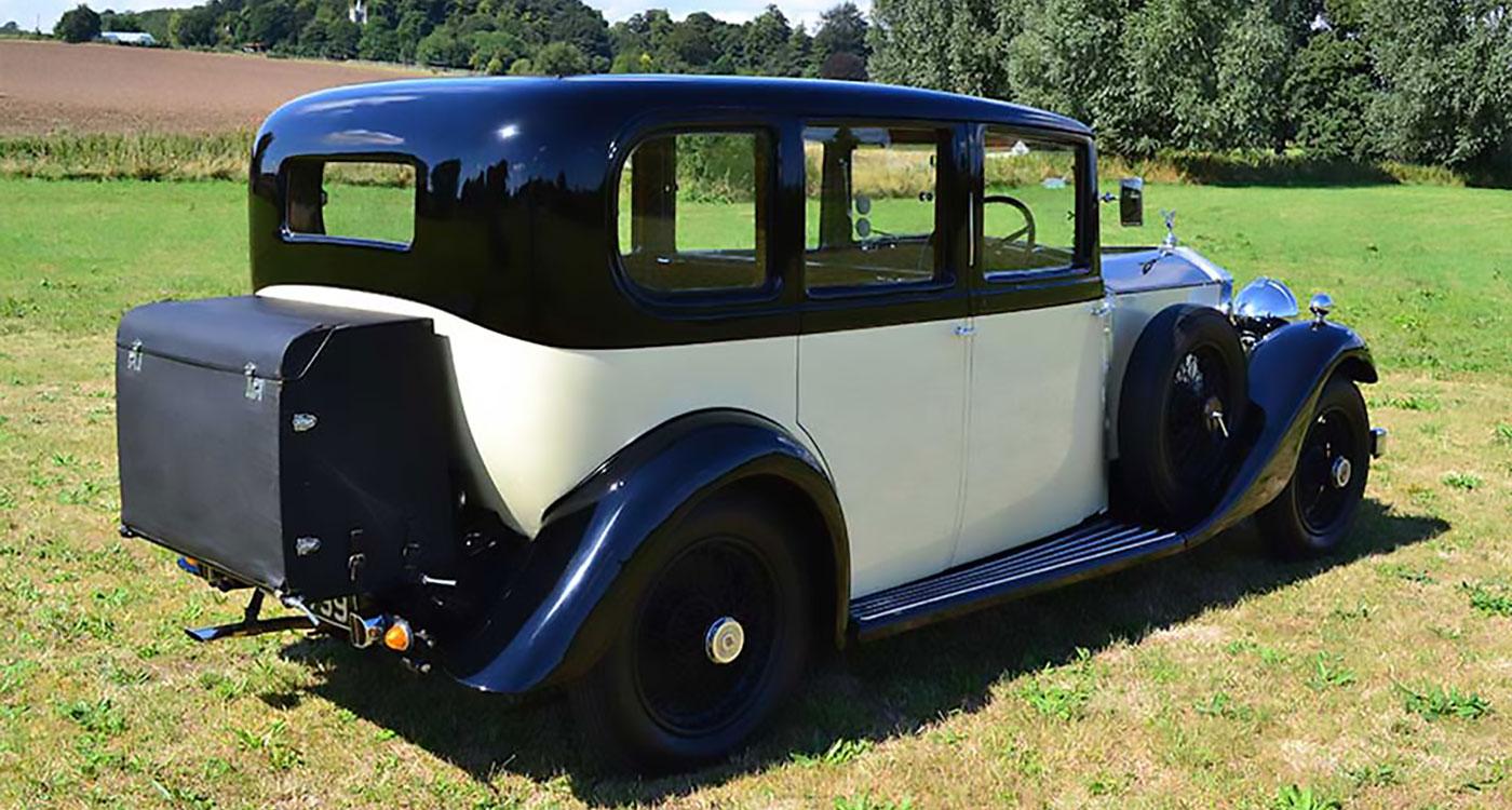 1934 Rolls-Royce 20/25 for sale