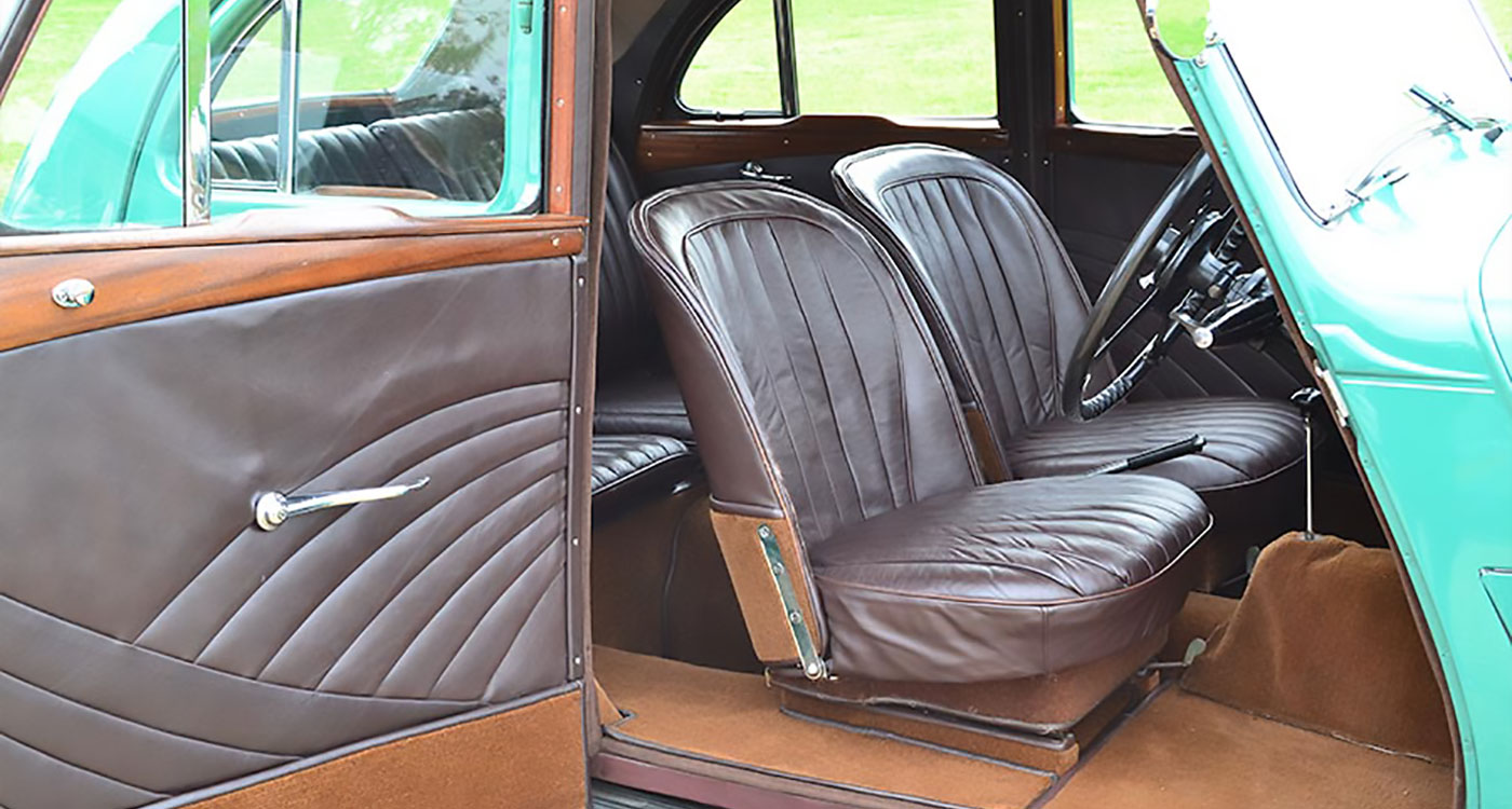 1935 Rover Speed 14 Streamline Coupé