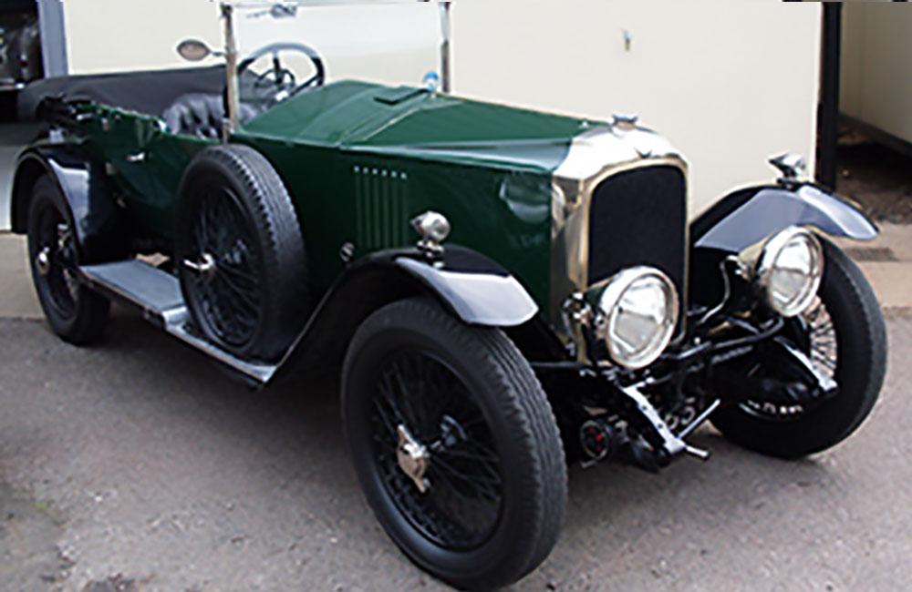 1924 Vauxhall