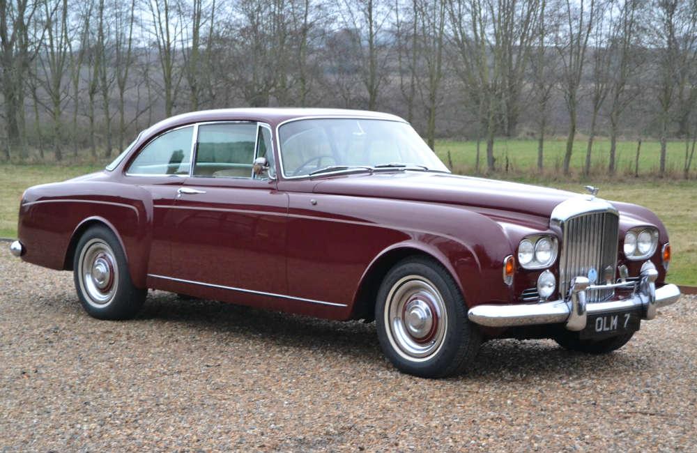 1963 Bentley S3 Continental Coupé