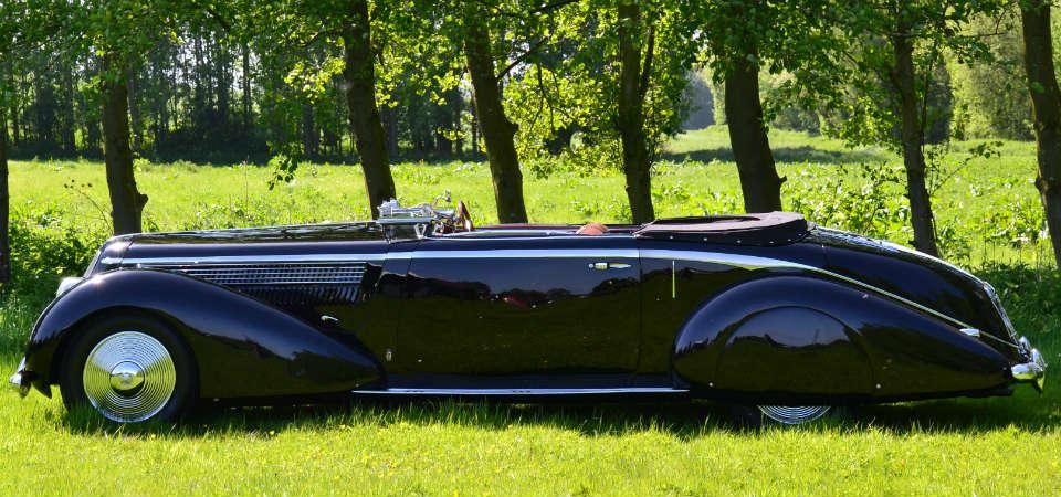 Lancia Astura 1936