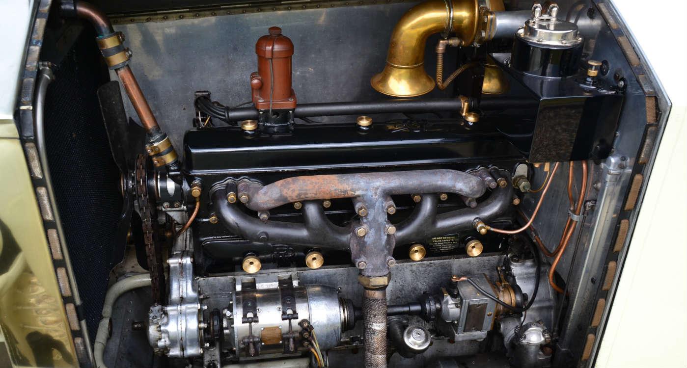 1923 Rolls-Royce 20 Open Tourer with Dickey