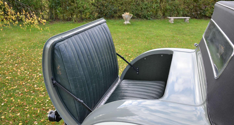 1932 Alvis 12/50 Drophead Coupe