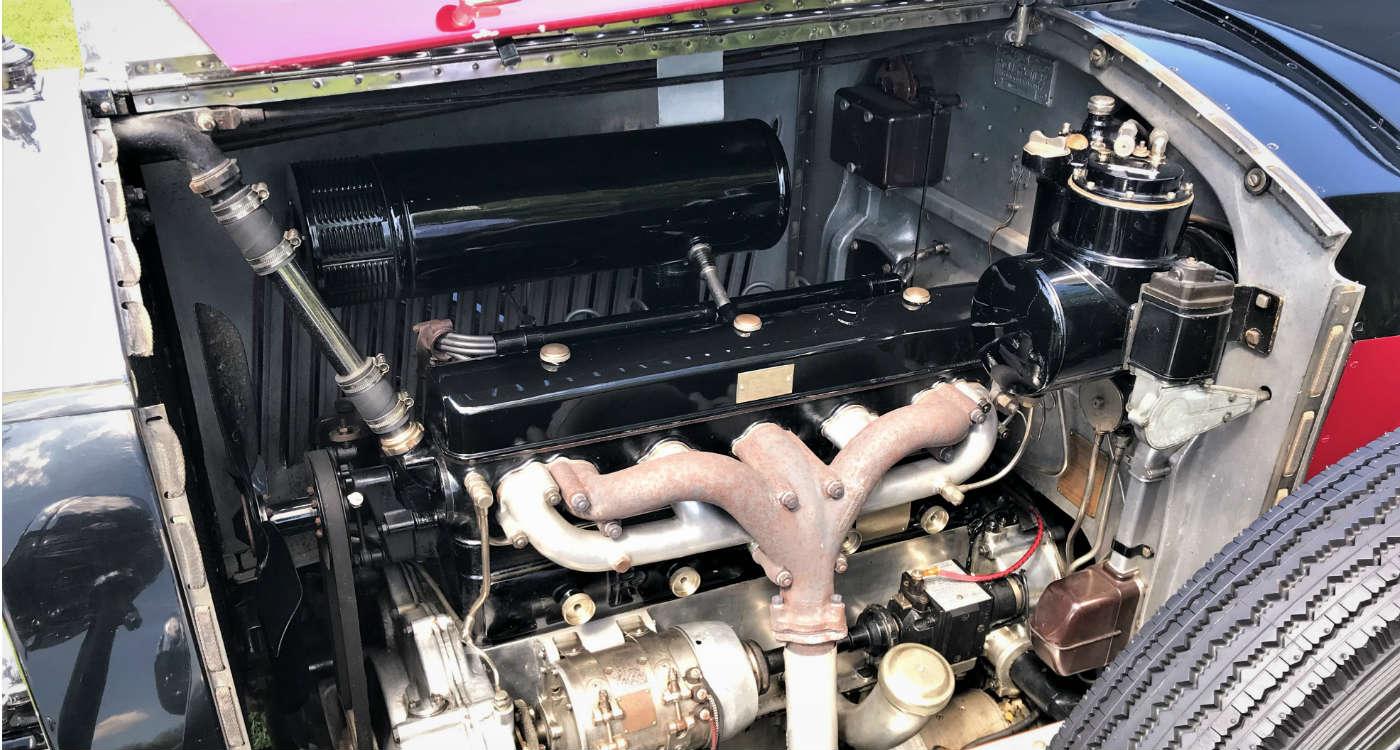 1934 Rolls-Royce 20/25 Sports Saloon