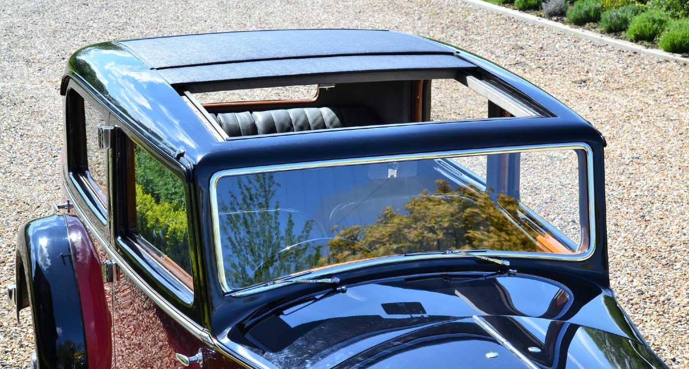 1934 Rolls-Royce Sports Saloon