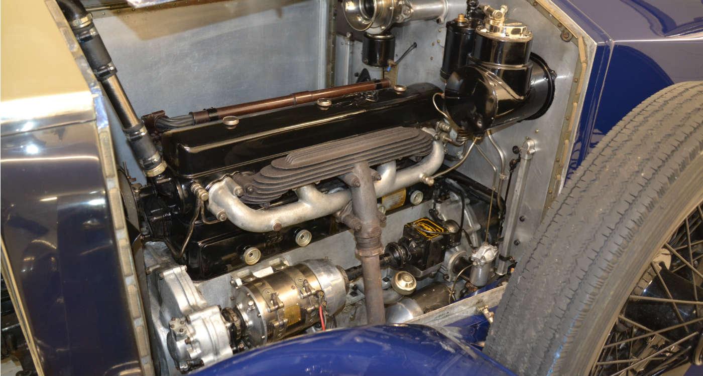 1929 Rolls Royce 20hp Doctor's DHC