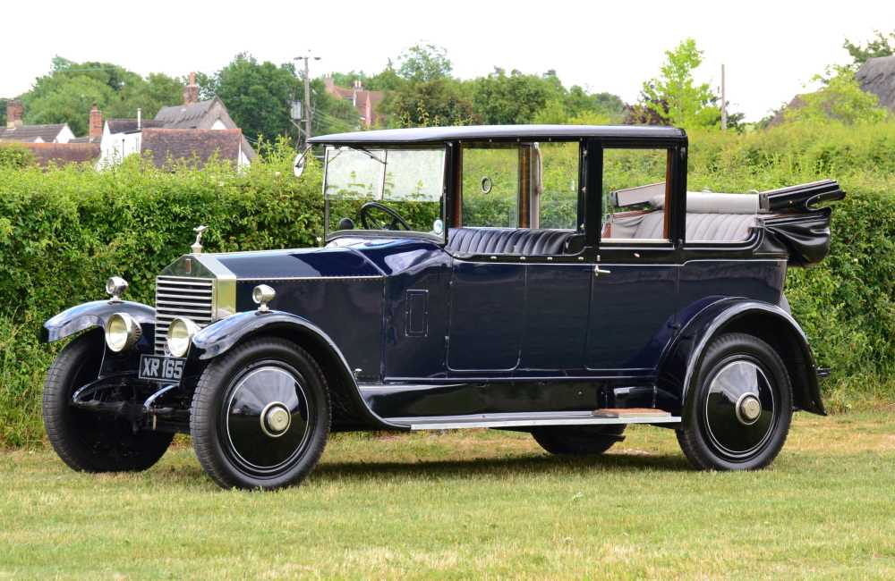 1923 Rolls-Royce 20 Open Drive Landaulet