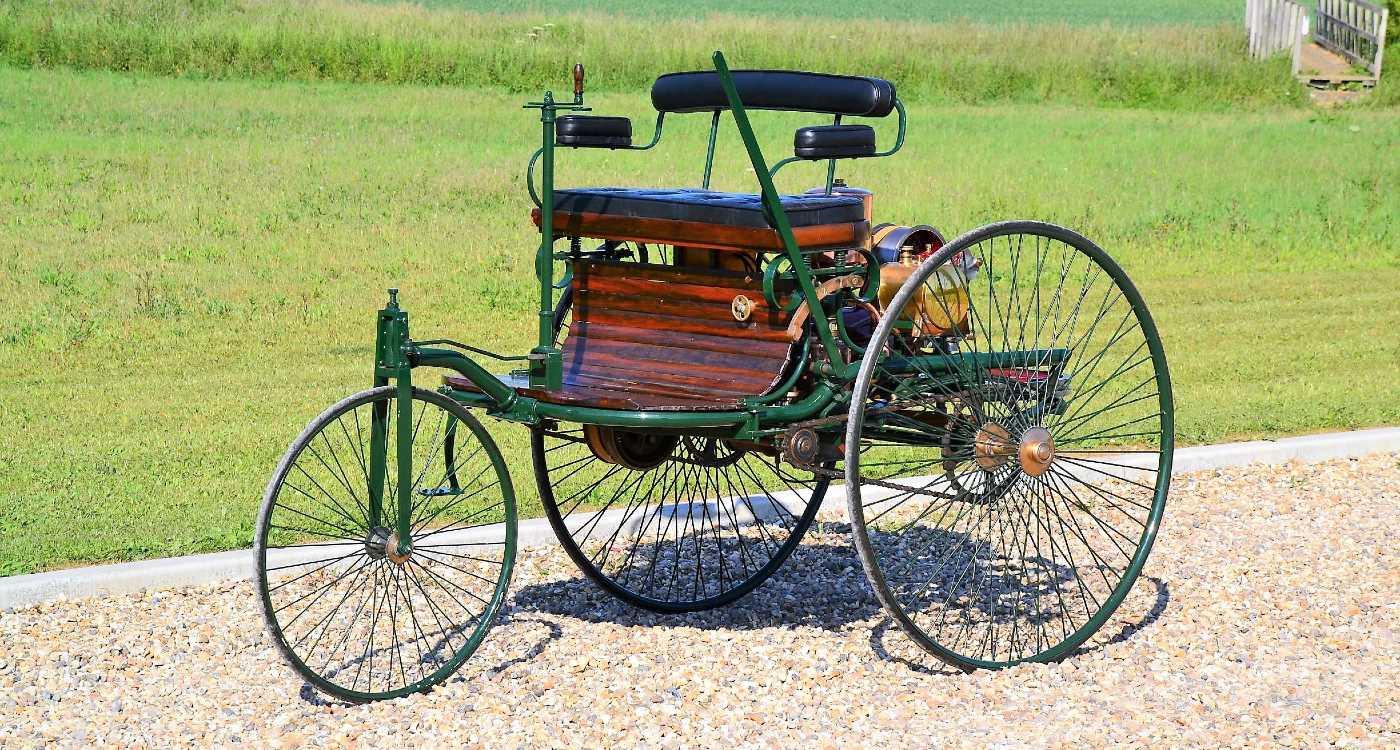 1886 Benz Patent-Motorwagen Recreation
