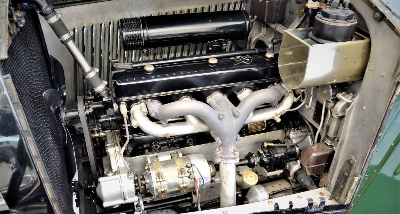 1933 Rolls-Royce 20/25 Sports Saloon