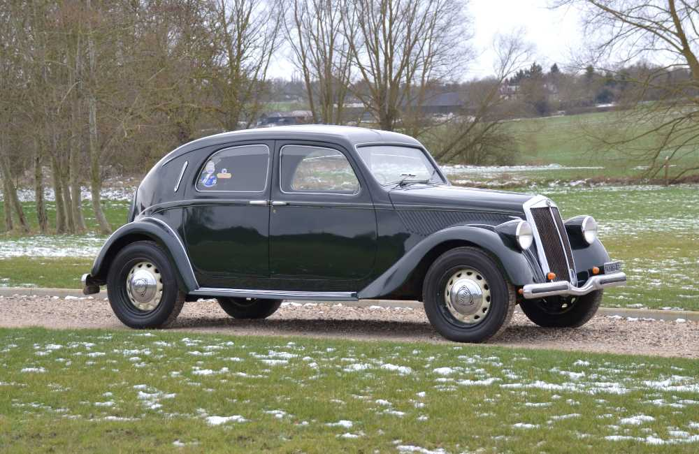 Fore sale 1949 Lancia Aprilia