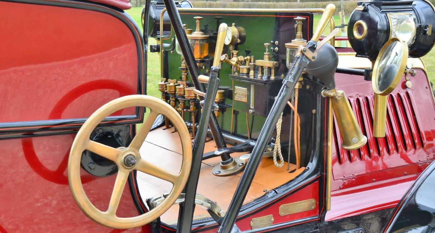 1900 Panhard et Levassor M4E