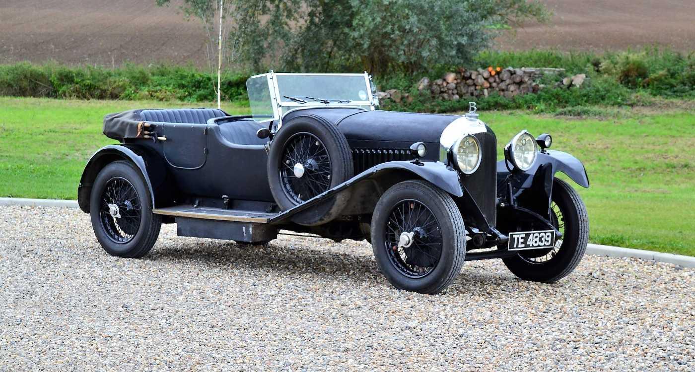 For sale Bentley 4.5lt