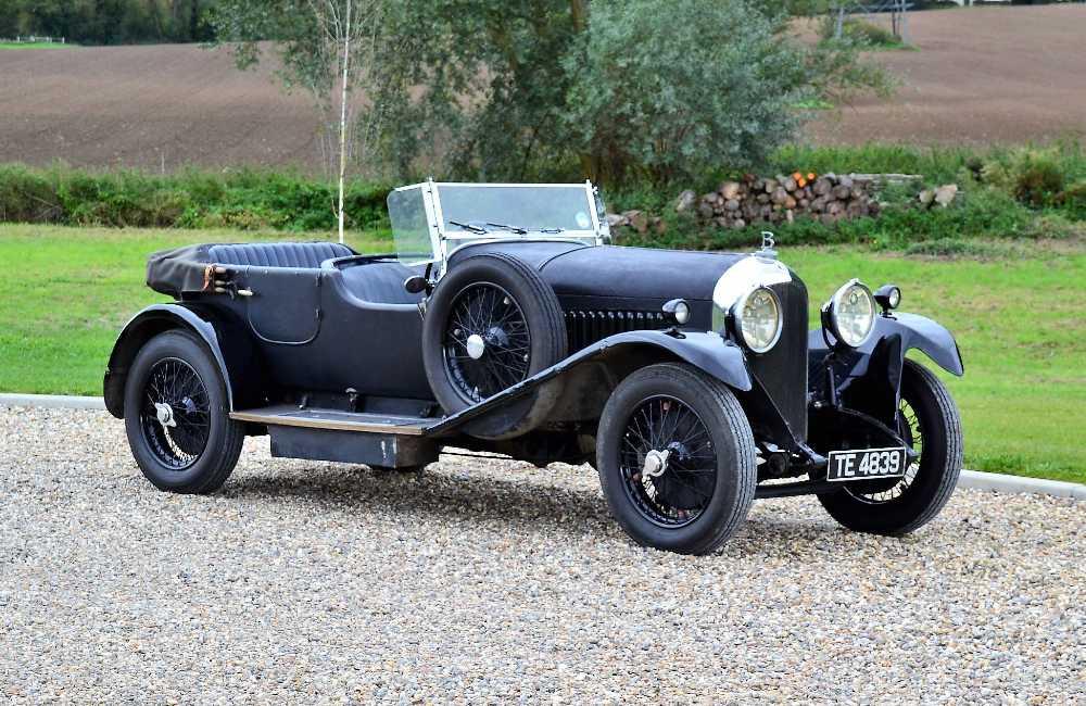 Bentley 4.5lt