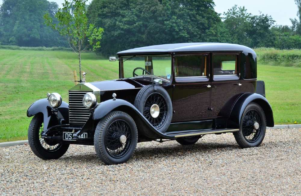 1928 Rolls-Royce 20
