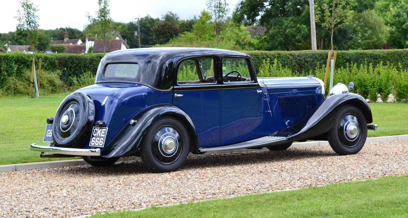 Derby Bentley For Sale